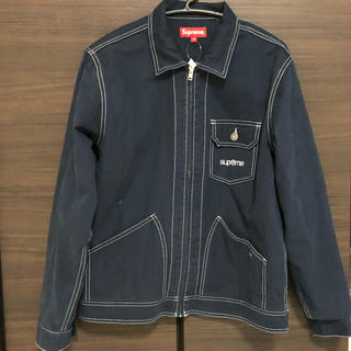 シュプリーム(Supreme)のContrast stitch Work Jacket(ブルゾン)