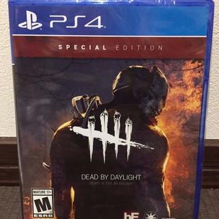 Dead by Daylight デッドバイデイライト 新品送込 PS4 北米版(家庭用ゲームソフト)