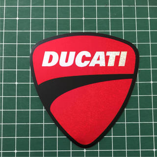 DUCATI ステッカー レーシング
