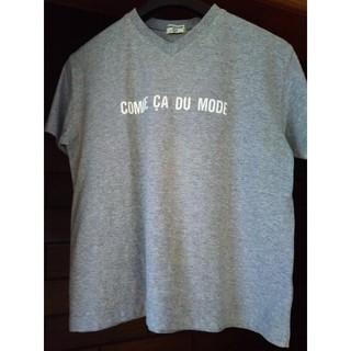 コムサデモード(COMME CA DU MODE)のコムサデモード シャツ(Tシャツ/カットソー)
