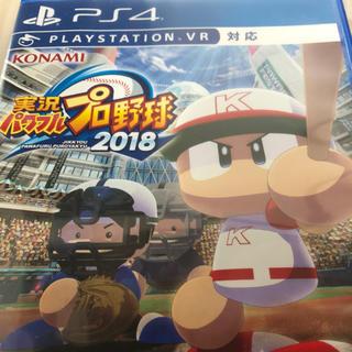 プレイステーション4(PlayStation4)の実況パワフルプロ野球2018 ps4(家庭用ゲームソフト)