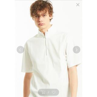 アバハウス(ABAHOUSE)のABAHOUSE ハーフジップシャツ(Tシャツ/カットソー(半袖/袖なし))