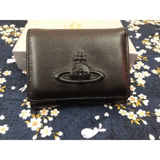 ヴィヴィアンウエストウッド(Vivienne Westwood)のヴィヴィアン ウエストウッド 折財布 型押し(財布)