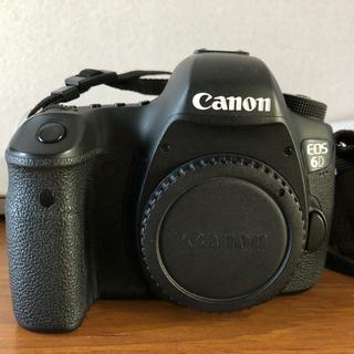 キヤノン(Canon)のカメラ キヤノン 6D(デジタル一眼)