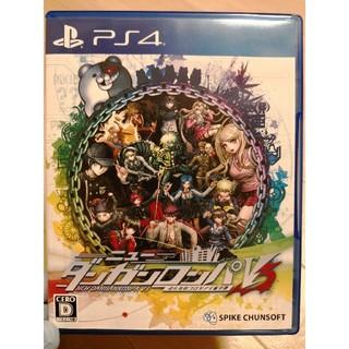 プレイステーション4(PlayStation4)のニュー ダンガンロンパ V3(家庭用ゲームソフト)