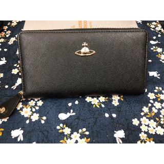 ヴィヴィアンウエストウッド(Vivienne Westwood)のヴィヴィアンウエストウッド ラウンド長財布(財布)