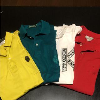 トラサルディ(Trussardi)のポロシャツ4点セット(ポロシャツ)