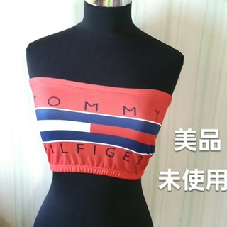 TOMMY HILFIGER - ベアトップ