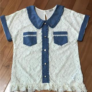 アクシーズファム(axes femme)の未使用 axes トップス(Tシャツ(半袖/袖なし))