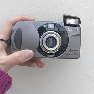 キヤノン(Canon)のcanonフィルムカメラ(フィルムカメラ)