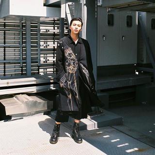 ヨウジヤマモト(Yohji Yamamoto)の前金分(テーラードジャケット)