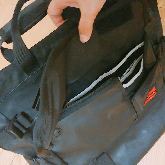 NOMADIC(ノーマディック)のNOMADIC リュック 撥水 メンズのバッグ(バッグパック/リュック)の商品写真