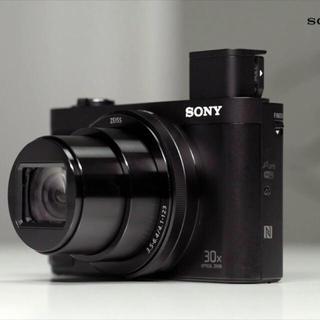 ソニー(SONY)のSONY DSC-HX90V サイバーショット(コンパクトデジタルカメラ)