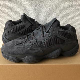 adidas - 送料込み【27.5cm】YEEZY 500 黒 新品