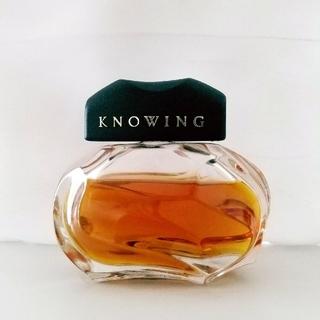 エスティローダー(Estee Lauder)のエスティローダー ノウイング オーデパルファム レディース オーデパフューム(香水(女性用))