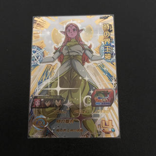 ドラゴンボール(ドラゴンボール)のドラゴンボールヒーローズ SH8 時の界王神(シングルカード)