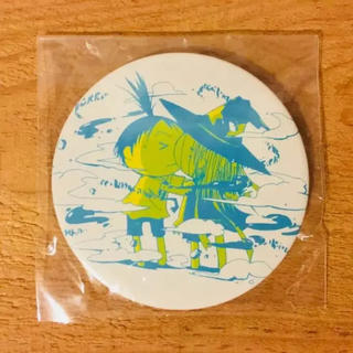 西島大介 ✱ 缶バッジ(バッジ/ピンバッジ)