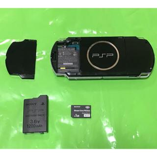 PlayStation Portable - PSP 3000 PB ピアノブラック