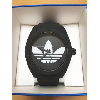 アディダス(adidas)のadidas 腕時計【美品】(腕時計)