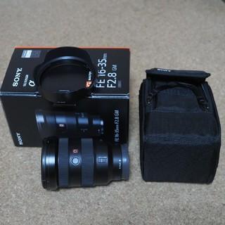 ソニー(SONY)のソニー FE 16-35 f2.8 gm sel1635gm(レンズ(ズーム))