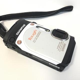 オリンパス(OLYMPUS)のオリンパス TG-860 デジタルカメラ 防水カメラ(コンパクトデジタルカメラ)