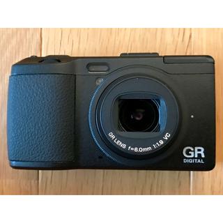 リコー(RICOH)のリコー GR デジタル Ⅳ(コンパクトデジタルカメラ)