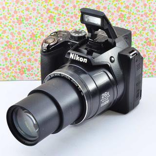 ✨Wifiでスマホに転送 &可愛い本格コンデジ✨ニコン P100(コンパクトデジタルカメラ)