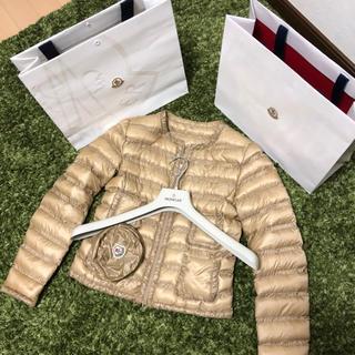 モンクレール(MONCLER)のモンクレール 正規品 LISSY サイズ00 巾着 ハンガー付き(ダウンジャケット)