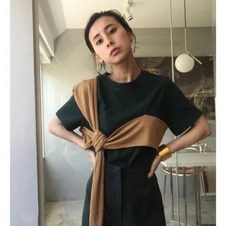 アメリヴィンテージ(Ameri VINTAGE)のTILT SHOULDER TEE(Tシャツ(半袖/袖なし))