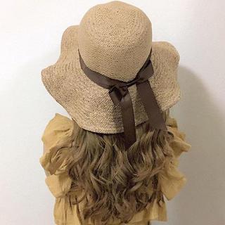 flower - 麦わら帽子