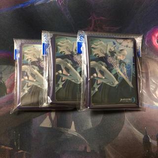 ニンテンドウ(任天堂)のカムイ スリーブ 3個セット(カードサプライ/アクセサリ )