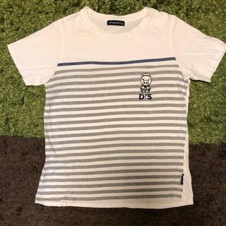 ドラッグストアーズ(drug store's)のドラッグストアーズ ボーダーティシャツ(Tシャツ(半袖/袖なし))
