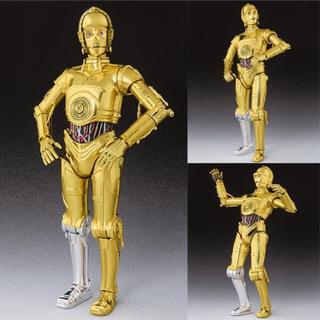 BANDAI - S.H.フィギュアーツ スター・ウォーズ C-3PO A NEW HOPE