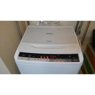 日立 - 2016年製 日立洗濯機8kg ビートウォッシュ BWーV80A