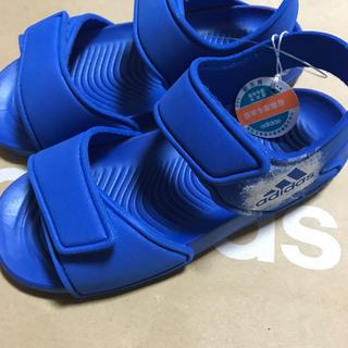 アディダス(adidas)の新品  3229円→2390円  adidas  サンダル  早い者勝ち(サンダル)