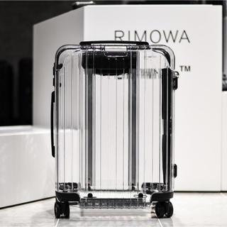 リモワ(RIMOWA)のRIMOWA × off white リモワ オフホワイト(トラベルバッグ/スーツケース)