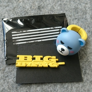 【BIGBANG】ヘアピン&リング/テソン(ミュージシャン)