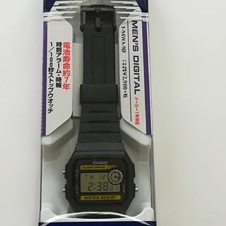 カシオ(CASIO)の【新品・防水】CASIO 腕時計 スタンダード 4WA-9JF(腕時計(デジタル))
