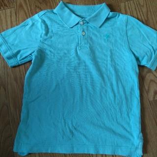 ジンボリー(GYMBOREE)の★GYMBOREE★6サイズ★水色★ポロシャツ★中古品(Tシャツ/カットソー)