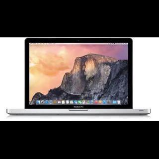 マック(Mac (Apple))のMacBook Pro (13-inch, Mid 2010) (ノートPC)