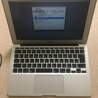 マック(Mac (Apple))の【格安】MacBook Air 2010 11inc(ノートPC)