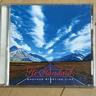 ハイスタンダード(HIGH!STANDARD)のHI-STANDARD ANOTHER STARTING LINE(ポップス/ロック(邦楽))