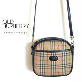 BURBERRY - 極希少‼︎大人気‼︎◆オールドバーバリーノバチェックポシェット◆