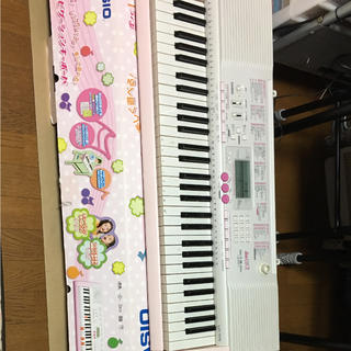 CASIO 光ナビ ルーチェ   L K105(電子ピアノ)