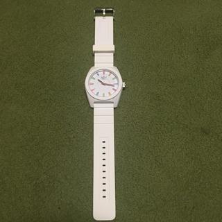 アディダス(adidas)の adidas 腕時計 サンティアゴ 美品(腕時計)