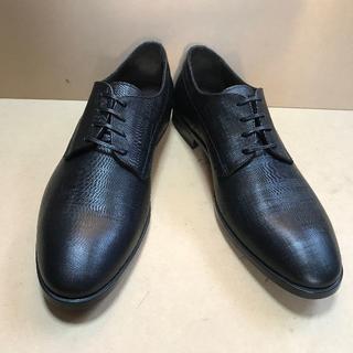 ブルーノマリ(BRUNOMAGLI)のブルーノ・マリ(BRUNO MAGLI) イタリア製革靴 黒 EU42.5(ドレス/ビジネス)