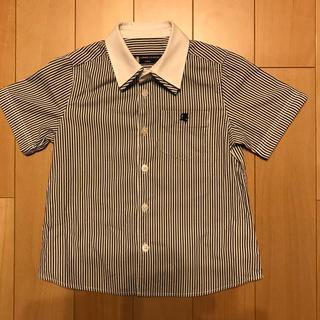 コムサデモード(COMME CA DU MODE)のコムサエンジェル半袖シャツ・フォーマル用に(Tシャツ/カットソー)