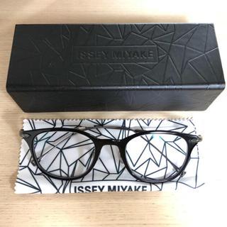 ISSEY MIYAKE - ISSEY MIYAKE イッセイミヤケ  金子眼鏡 カネコメガネ