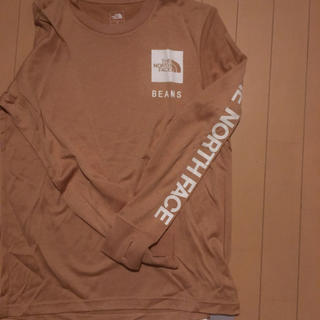 THE NORTH FACE - BEAMS × THE NORTH FACE EXPEDITION TEE L
