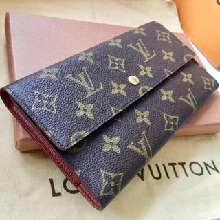 LOUIS VUITTON - 美品 正規品ルイヴィトン長財布
